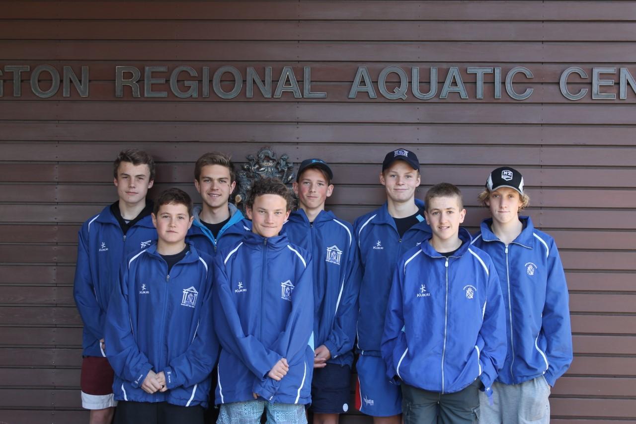2016 NZ SECONDARY SCHOOL SWIMMING CHAMPS | Napier Boys ...