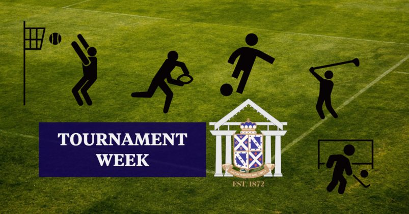 NBHS Tournament Week | Napier Boys' High School