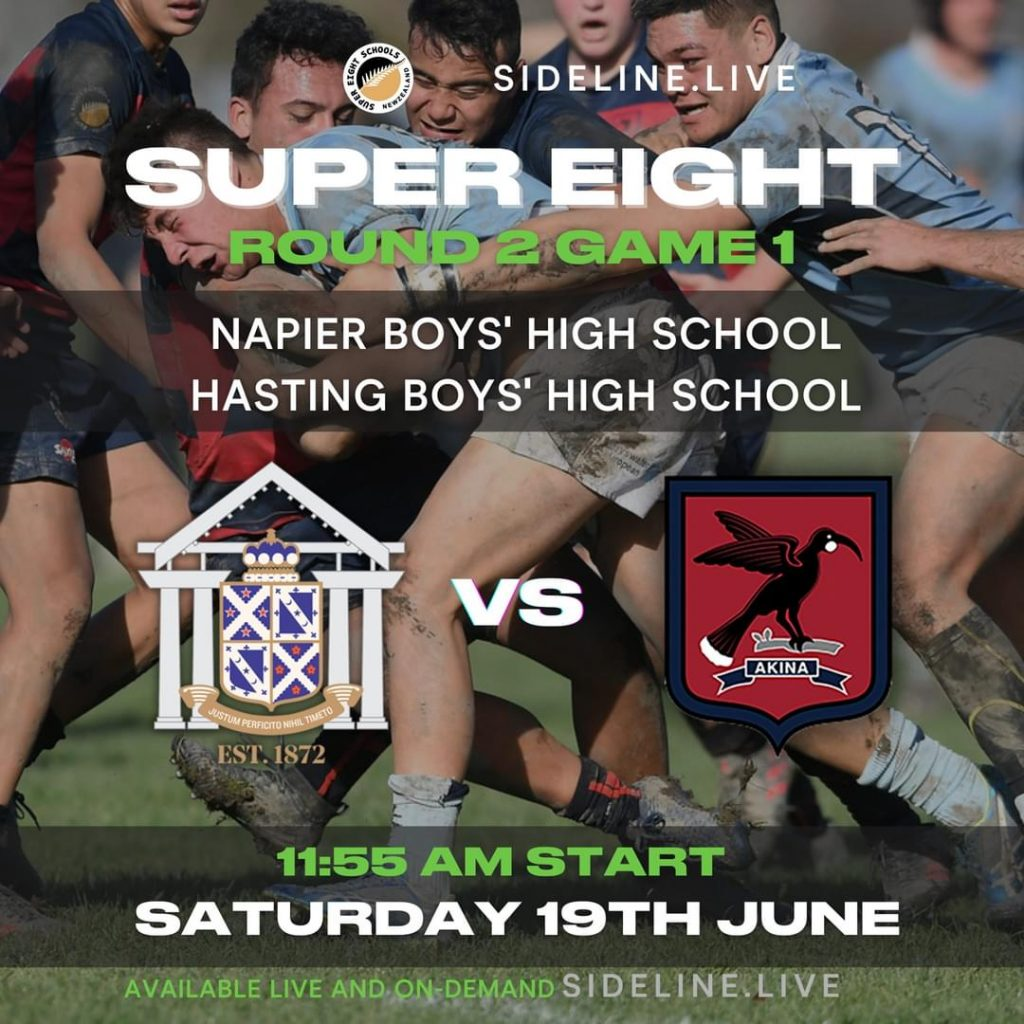 NBHS v Hastings boys